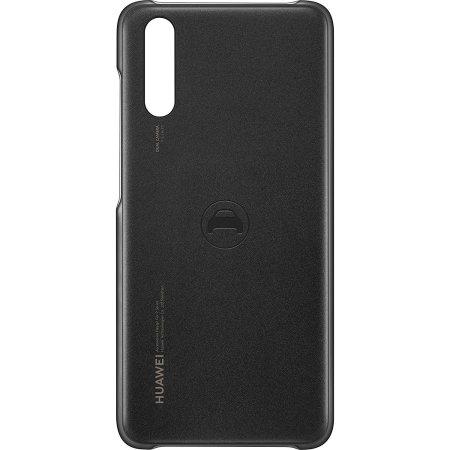 Oryginalne Etui Huawei P20 i Uchwyt Magnetyczny Car Kit - Czarne
