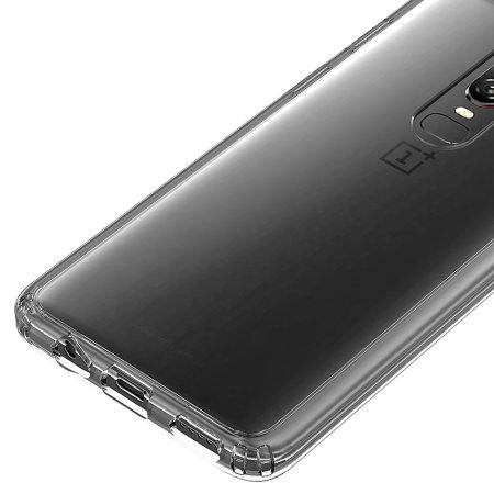 Funda OnePlus 6 Olixar ExoShield - Transparente