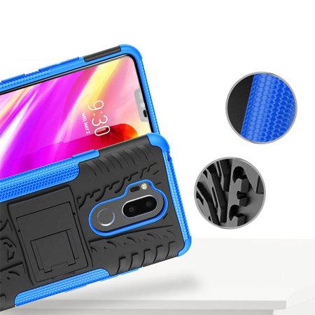Olixar ArmourDillo LG G7 Protective Case - Blue