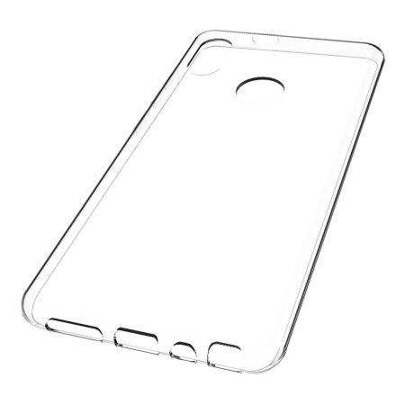 huge discount e53a8 944a9 Xiaomi Redmi Note 5 Pro Gel Case - 100% Clear