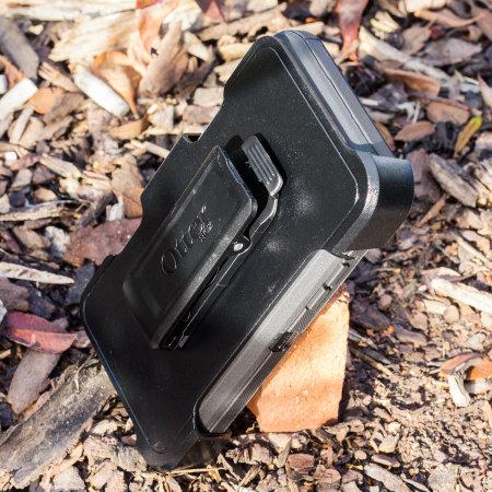 otterbox defender series iphone 7 case - black