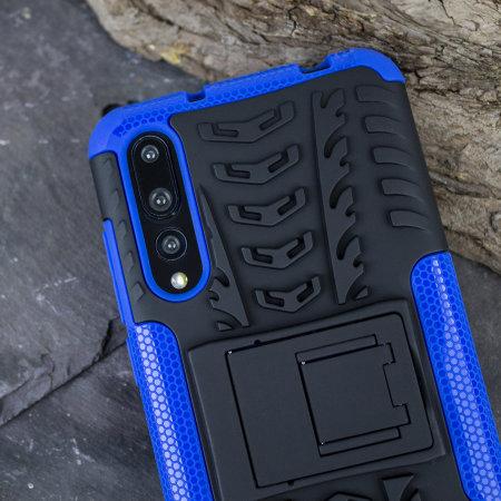 Olixar ArmourDillo Huawei P20 Pro Protective Case - Blue