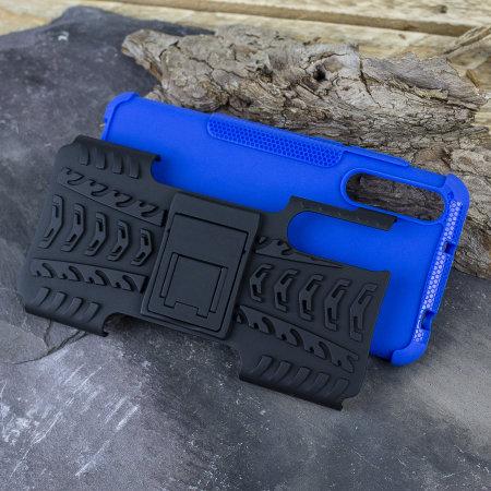 Funda Huawei P20 Pro Olixar ArmourDillo - Azul