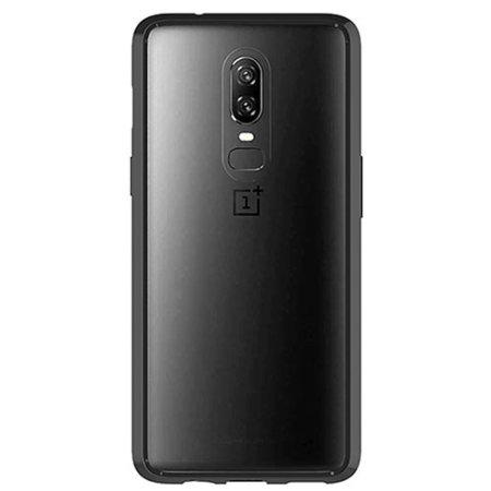 Olixar ExoShield Tough Snap-on OnePlus 6 Case - Black