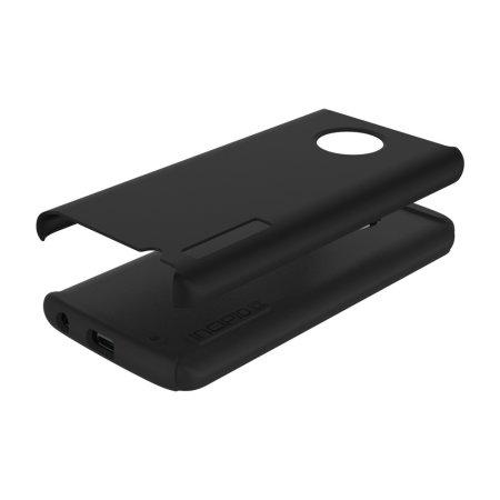 Incipio DualPro Motorola Moto G6 Plus Case - Black