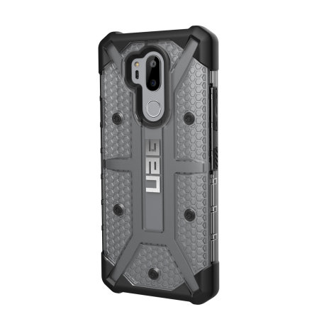 detailed look 29a5d f9c97 UAG Plasma LG G7 Protective Case - Ice / Black