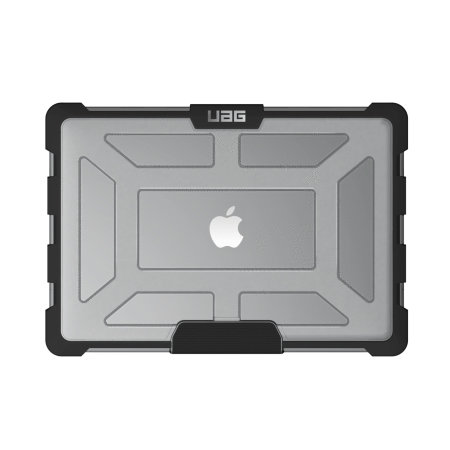 UAG Plasma MacBook Pro 15 Inch with Touch Bar (4th Gen) Case - Ice