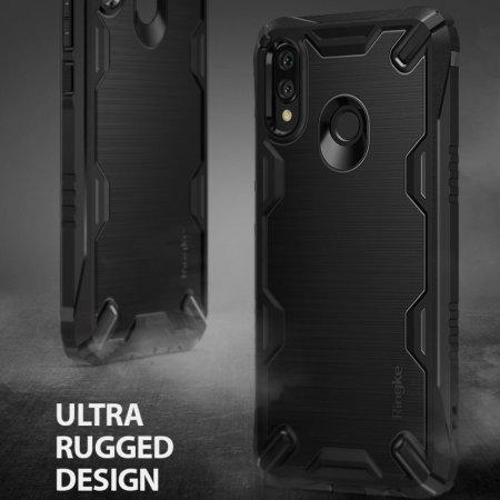 Rearth Ringke Onyx X Huawei P20 Lite Hårt Skal - Svart