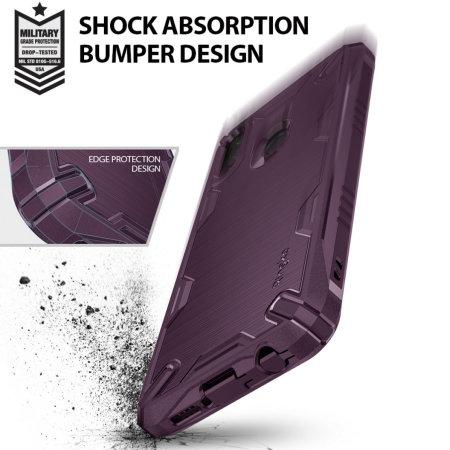 Ringke Onyx X Huawei P20 Lite Tough Case - Lilac Purple