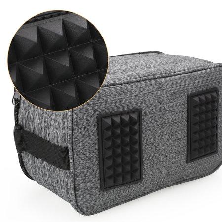 Premium Waterproof Canvas Oculus Go Carry Case Travel Bag