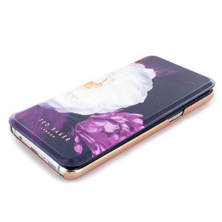 check out 4ca56 2099f Ted Baker Candace Samsung Galaxy S8 Mirror Case - Blushing Bouquet