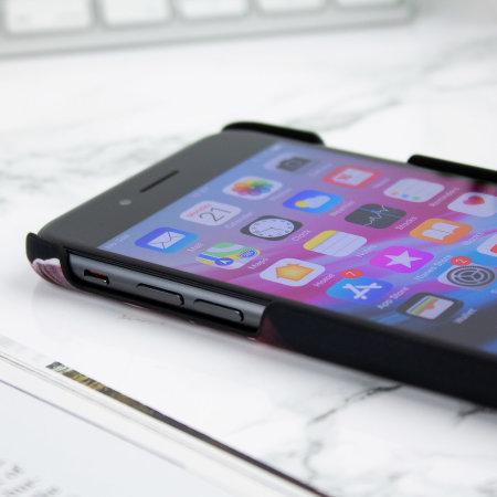 Ted Baker CHILLIE iPhone 7 Soft Feel Shell Skal - Tranquillity Black