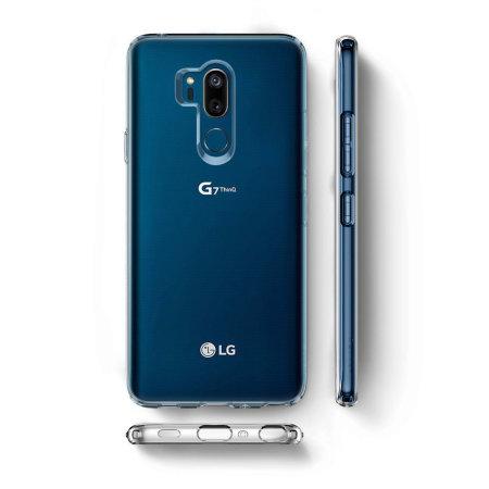 best website 9801a 31c43 Spigen Liquid Crystal LG G7 Shell Case - Clear