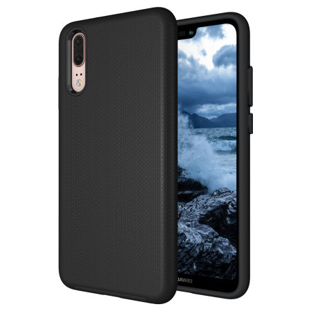 Eiger North Huawei P20 Dual Layer Protective Case - Black