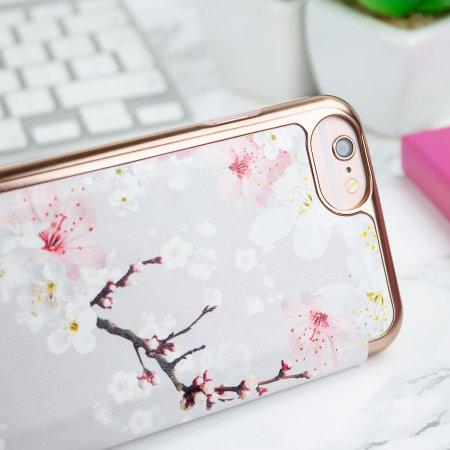 ted baker brook iphone 6 mirror folio case - oriental blossom