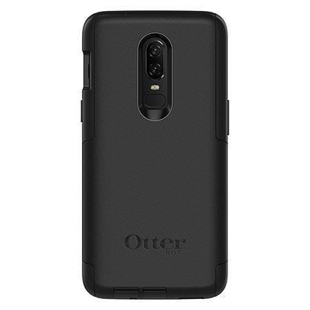 0dd58619bd OtterBox Commuter Series OnePlus 6 Case - Black