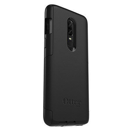 buy online 09a80 ac97f OtterBox Commuter Series OnePlus 6 Case - Black