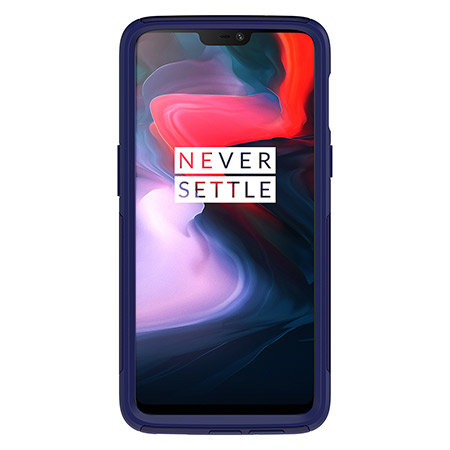huge selection of 5c030 031da OtterBox Commuter Series OnePlus 6 Case - Indigo Way Blue