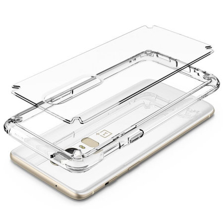 Ringke Fusion OnePlus 6 Case - Clear