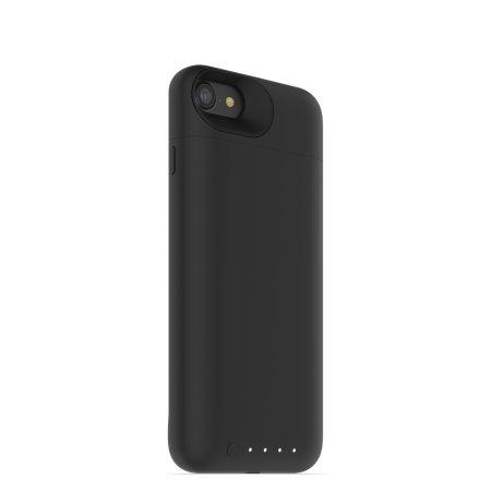 mophie mfi iphone 8 juice pack air battery case - black