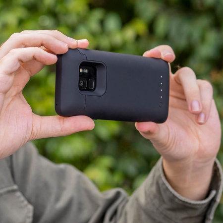 4b36c1691 Mophie Samsung Galaxy S9 Plus Juice Pack Battery Case - Black