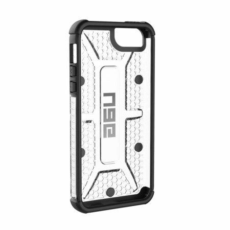 uag plasma iphone 5s protective case - ice