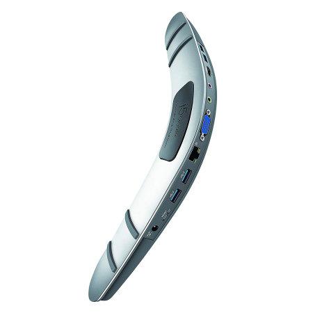 j5create USB 3.0 Boomerang Docking Station for Windows & Mac
