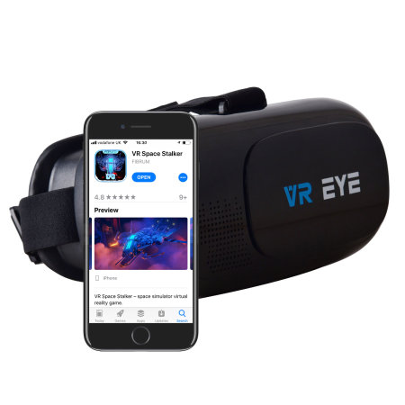 Bitmore VR Eye Virtual Reality Universal Headset mit Controller