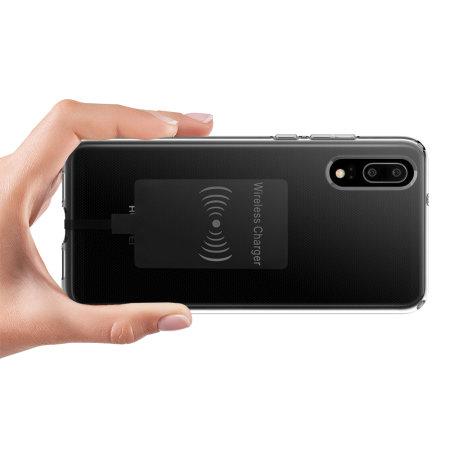Huawei P20 Ultra Thin Qi Wireless Charging Adapter