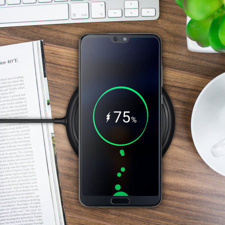 Huawei P20 Pro Ultra Thin Qi Wireless Charging Adapter