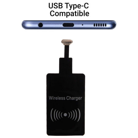 OnePlus 6 Ultra Thin Qi Wireless Charging Adapter