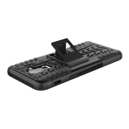 Olixar ArmourDillo Samsung Galaxy J8 2018 Protective Case - Black
