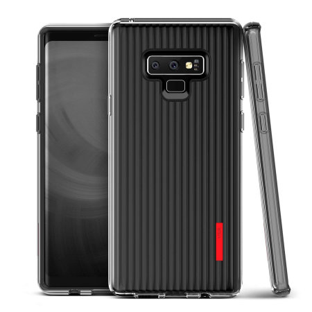 VRS Design Crystal Fit Samsung Galaxy Note 9 Case - Clear