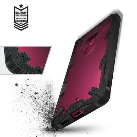 Ringke Fusion X HTC U12 Plus Skal - Svart