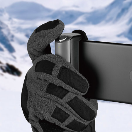 Just Mobile ShutterGrip For Smartphones - Black