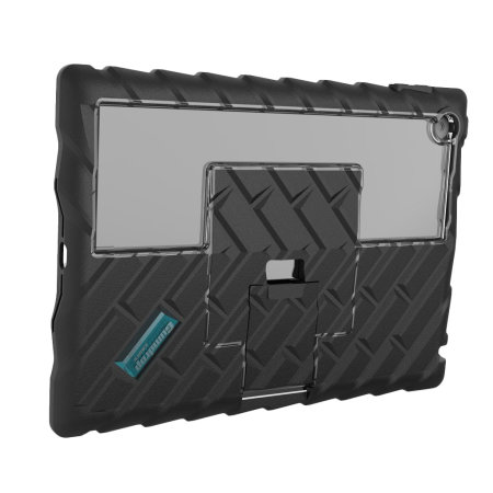 Gumdrop DropTech Rugged iPad Pro 9.7 2018 Tough Case - Black