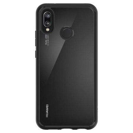 Spigen Ultra Hybrid Huawei P20 Lite Case - Matte Black