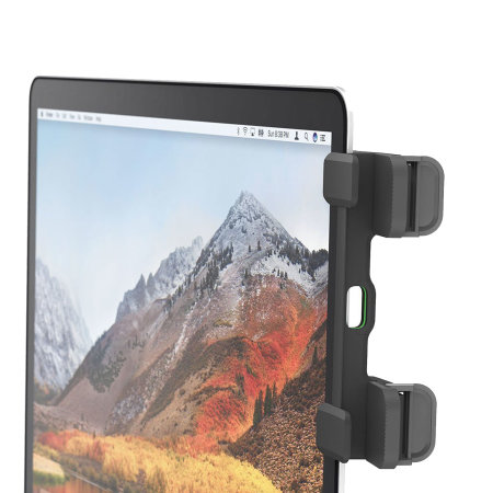 Ten One Design Mountie+ Universal Laptop Clip für Tablets - Grau