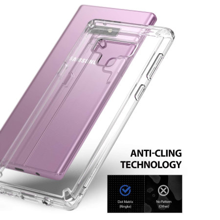 Rearth Ringke Fusion Samsung Galaxy Note 9 Case - Clear