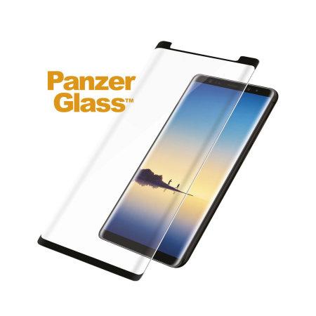 cheap for discount ec8c5 c3c6f PanzerGlass Case Friendly Galaxy Note 9 Glass Screen Protector - Black