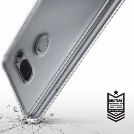 Funda LG V35 Rearth Ringke Fusion - Transparente