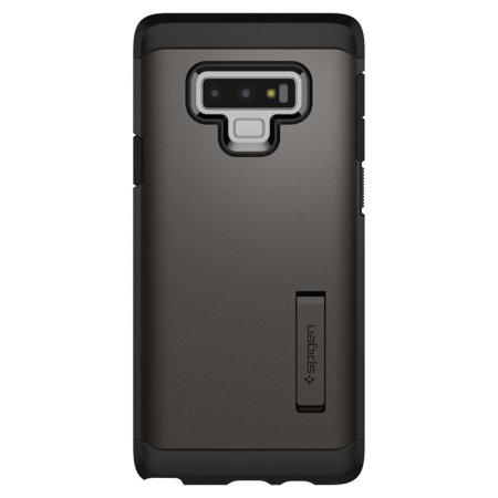 big sale 63e83 edd01 Spigen Tough Armor Samsung Galaxy Note 9 Case - Gunmetal
