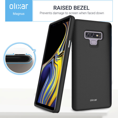 the best attitude 178e2 66d98 Samsung Galaxy Note 9 Magnetic Case Olixar Magnus - Black