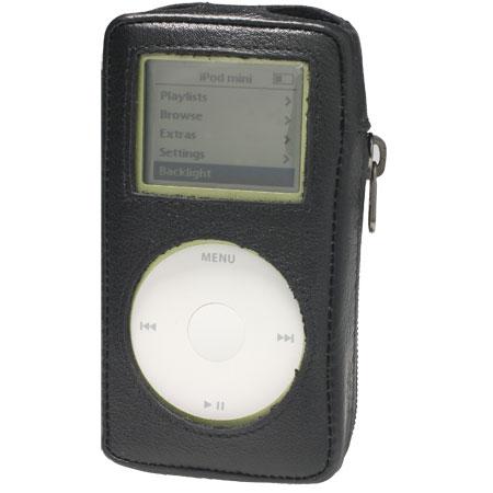 Apple Ipod Mini Krusell Premium Leather Case Classic