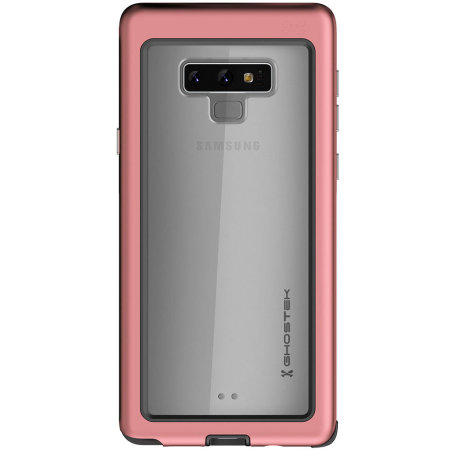 Ghostek Atomic Slim Samsung Galaxy Note 9 Tough Case - Pink