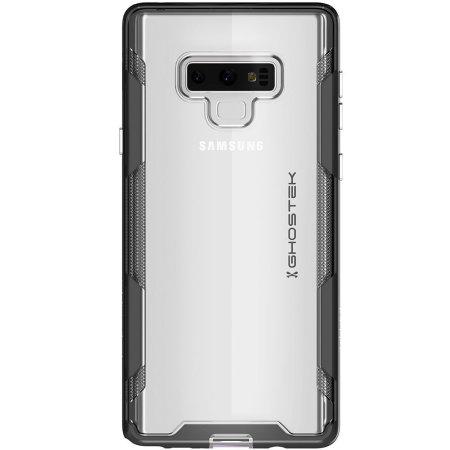 huge discount e2364 fe40f Ghostek Cloak 3 Samsung Galaxy Note 9 Tough Case - Clear / Black