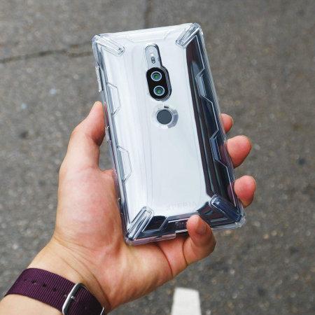 Ringke Air X Sony Xperia XZ2 Premium Case - Clear
