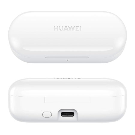 Official Huawei FreeBuds True Wireless Earphones - White