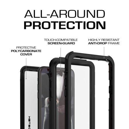 Ghostek Nautical 2 iPhone XS Waterproof Case - Black