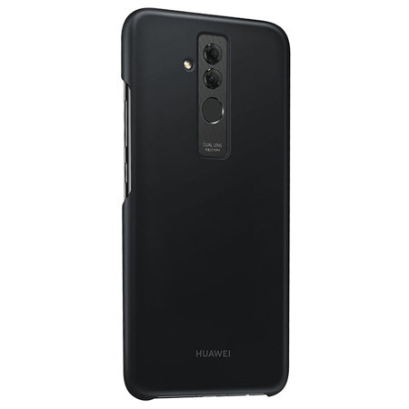 wholesale dealer f6131 85349 Official Huawei Mate 20 Lite Protective Case - Black